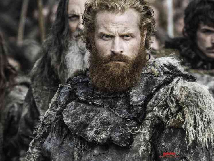 Game of Thrones fame Kristofer Hivju tested positive for Corona - Tamil Movie Cinema News