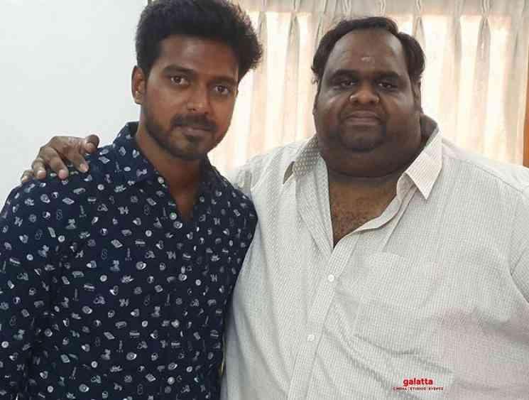 Producer Ravindar Chandrasekaran to do a new film with Vikranth - Tamil Movie Cinema News