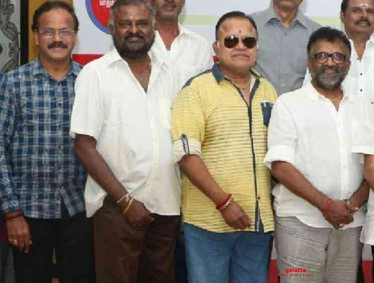 Producer T Siva to contest Tamil Film Producers Council election - Tamil Movie Cinema News
