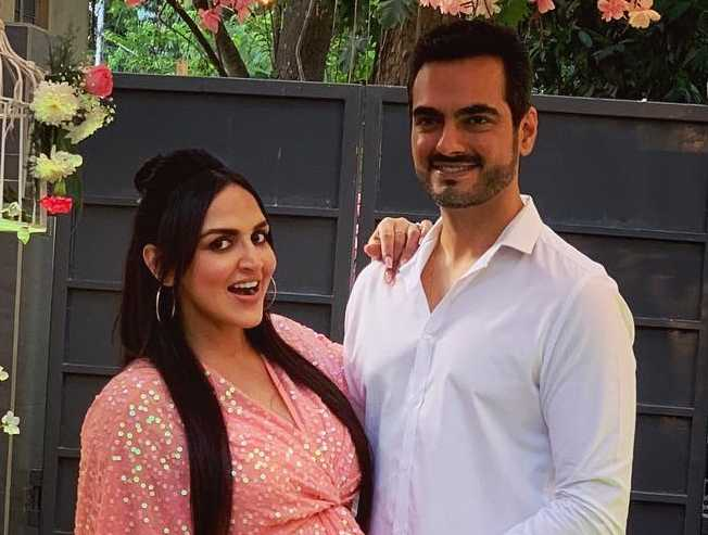 Esha Deol welcomes second daughter Miraya Takhtani in a social media post