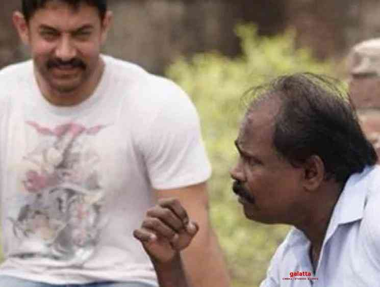 Aamir Khan assistant Amos dies of massive heart attack - Tamil Movie Cinema News