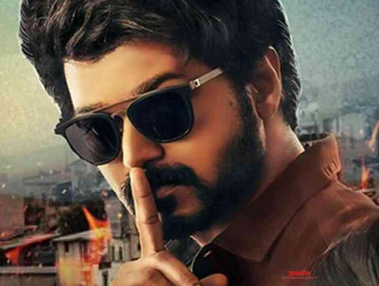 Arjun Das talks about Master trailer Vijay Anirudh - Tamil Movie Cinema News