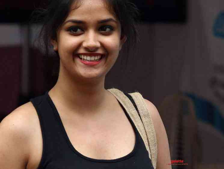 Keerthy Suresh in talks to act in Mahesh Babu 37 - Tamil Movie Cinema News
