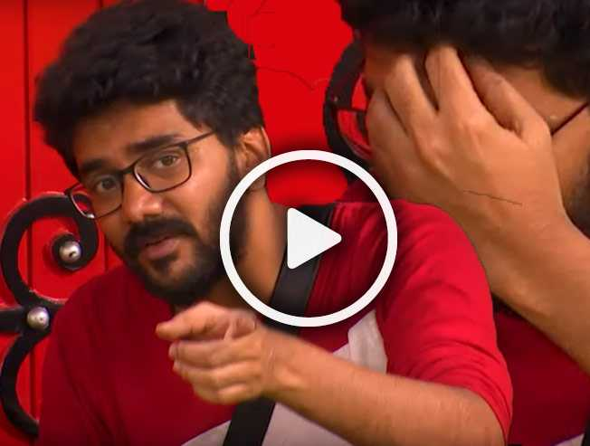 Big fight between Kavin and Sakshi | Love issue | Bigg boss new promo
