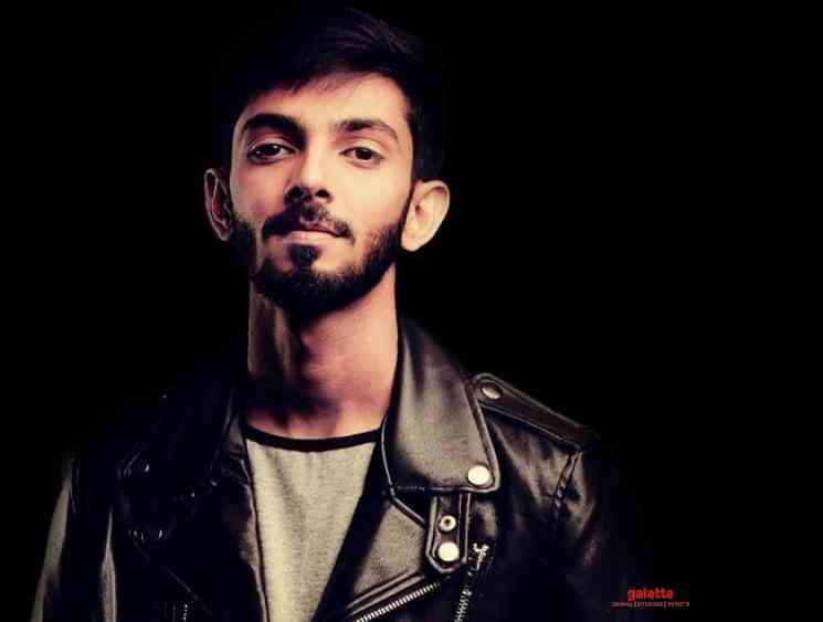 Anirudh will come live on YouTube on April 7 - Tamil Movie Cinema News