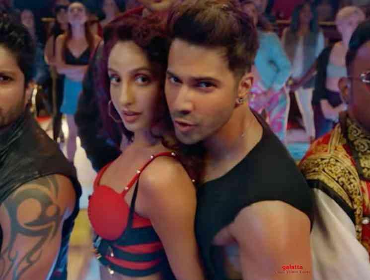 Garmi hot dance video song Varun Dhawan Shraddha Kapoor - Tamil Movie Cinema News