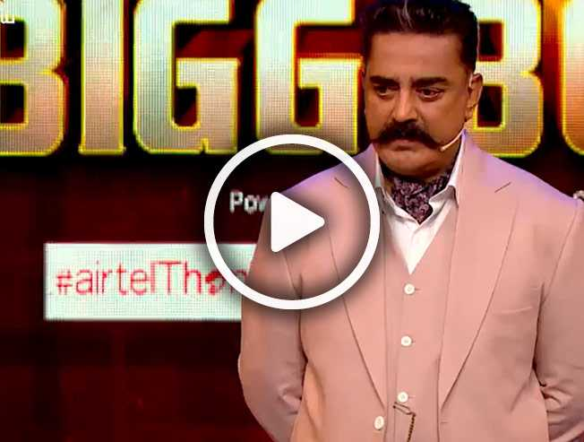 'Are you Senthil or Vadivelu?' - Surprise question to Kamal Haasan