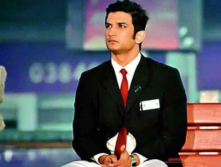 Bollywood actor Sushant Singh Rajput commits suicide - Tamil Movie Cinema News