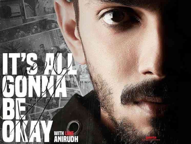 Anirudhs Its all gonna be okay song video sony - Tamil Movie Cinema News