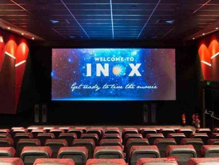 A strong warning from INOX to all distributors for OTT release - Tamil Movie Cinema News