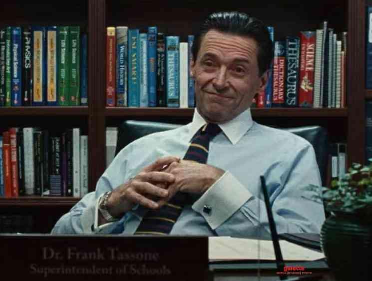 Hugh Jackman Bad Education new promo Netflix - Tamil Movie Cinema News