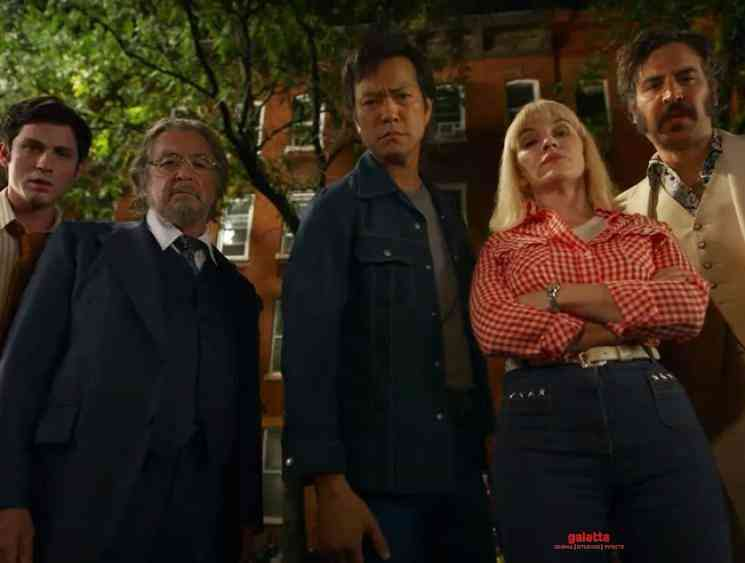 Al Pacino Hunters new web series new trailer - Tamil Movie Cinema News
