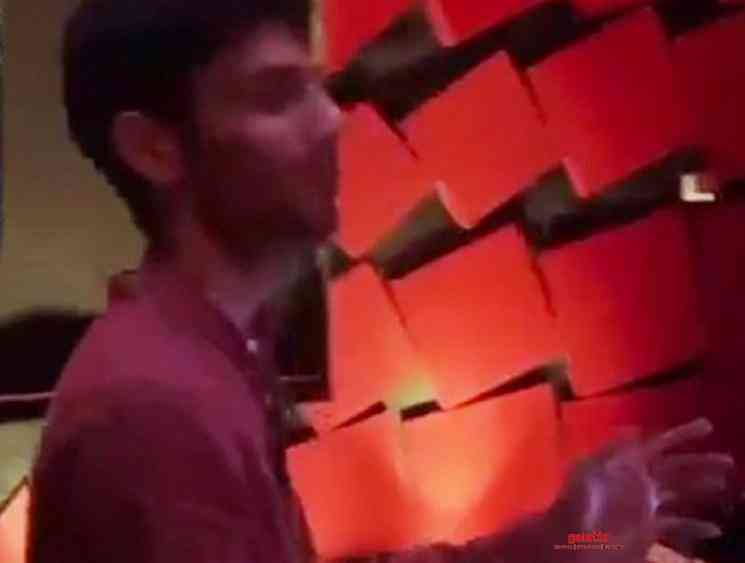 Anirudh share Vathi Raid composing video from Master - Tamil Movie Cinema News