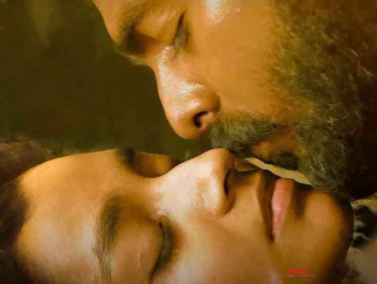 Kaathodu Kaathanen lyric video Dhanush Aditi GV Prakash - Tamil Movie Cinema News