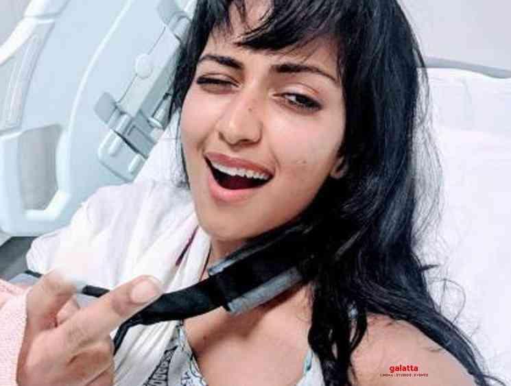 Amala Pauls philosophical statement during Quarantine - Tamil Movie Cinema News