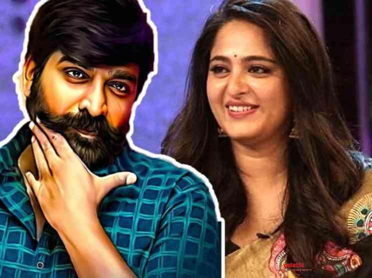 Ishari Ganesh denies working with Vijay Sethupathi and Anushka - Tamil Movie Cinema News