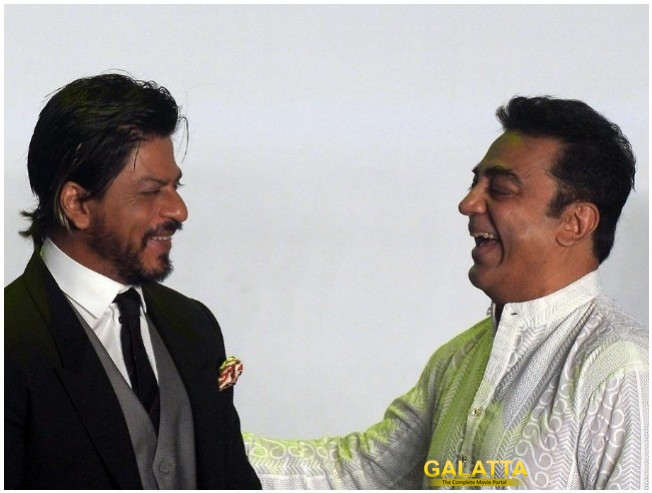 Shah Rukh Khan Bags Kamal Haasan Hey Ram Hindi Remake Rights