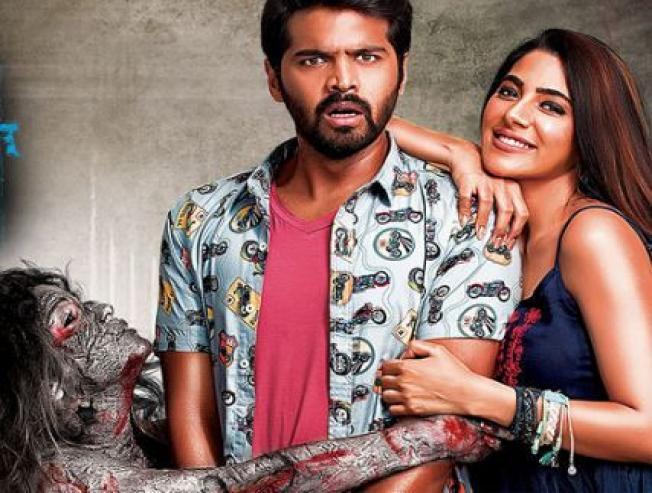 Chikati Gadilo Chithakotudu Back 2 Back Scenes Adith Arun Nikki Tamboli