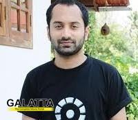 Fahad's next with Shyamaprasad!