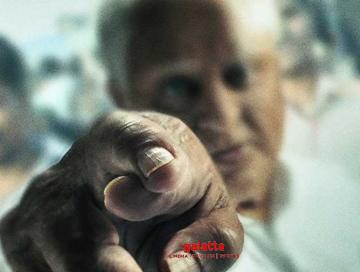fake Indian 2 poster Lyca Productions Kamal Haasan bharateeyudu 2 - Tamil Movie Cinema News