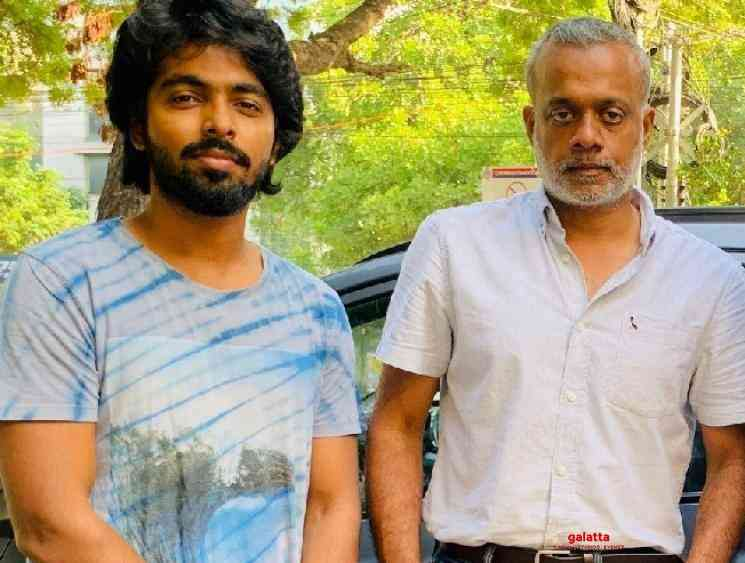 GV Prakash talks about working with actor Gautham Menon - Tamil Movie Cinema News