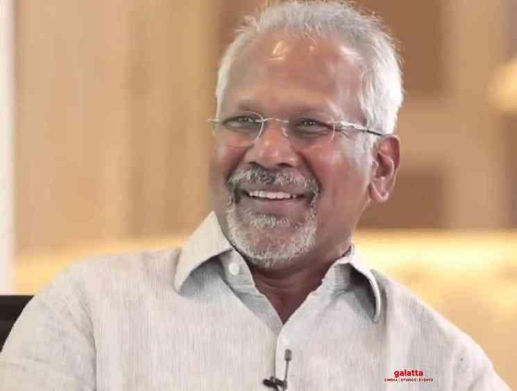 Suhasini asks fans to send questions to Mani Ratnam quarantine - Tamil Movie Cinema News