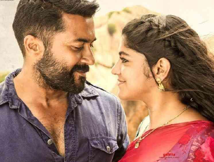 Soorarai Pottru next single titled Kaattu Payale sung by Dhee - Tamil Movie Cinema News