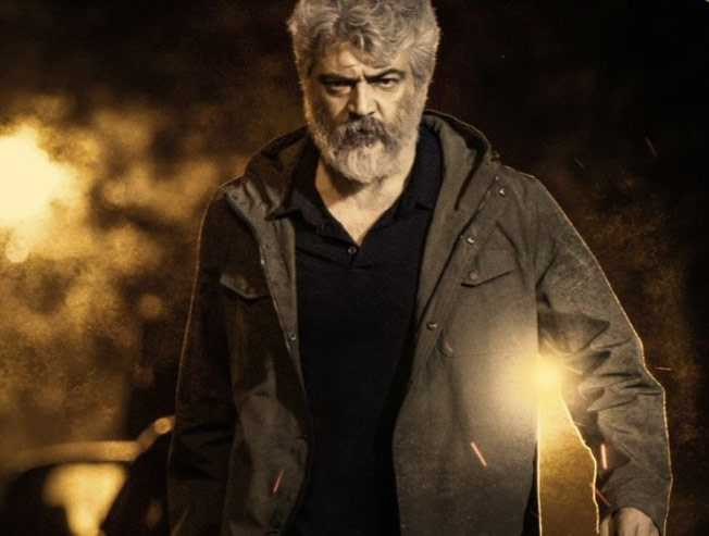 Breaking announcement on Nerkonda Paarvai | New poster inside