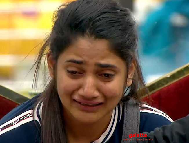Losliya crying because of Cheran | Bigg Boss new promo
