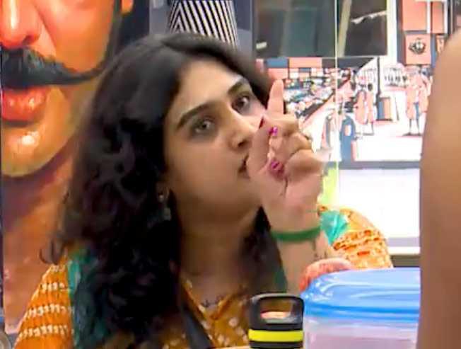 First BIG fight in Bigg Boss house new promo | Vanitha Vijaykumar and Meera Mithun