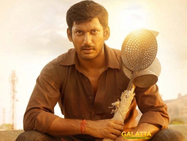 Vishal's Naalai Namadhe Will Feature a Triple Action Treat
