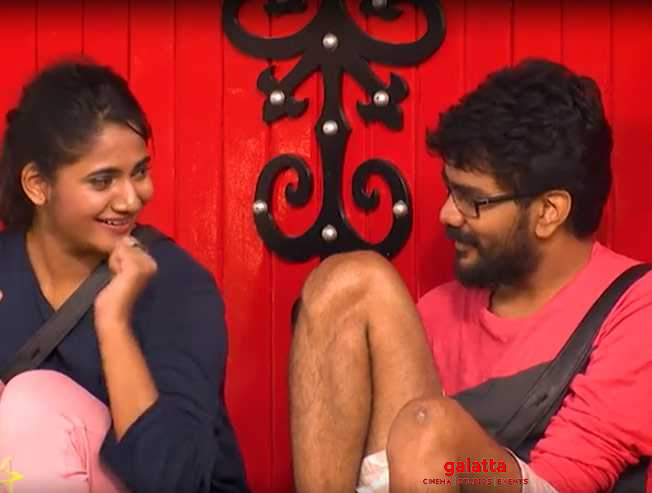 What's brewing between Kavin and Losliya | New Bigg Boss promo