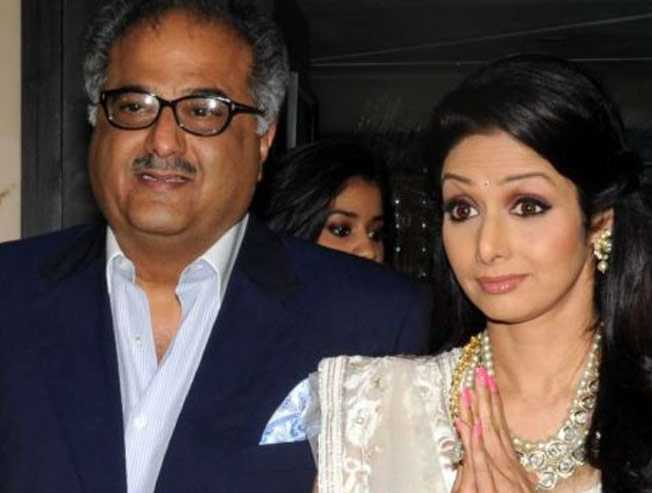 ''I don't want to react to such stupid stories'' - Boney Kapoor