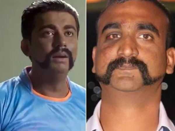 World Cup 2019 India vs Pakistan Tv Ad mocking Abhinandan Varthaman