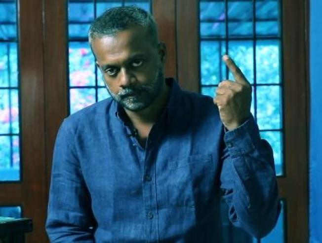 Gautham Vasudev Menon Voting campaign TN Election Lok Shaba Election 2019