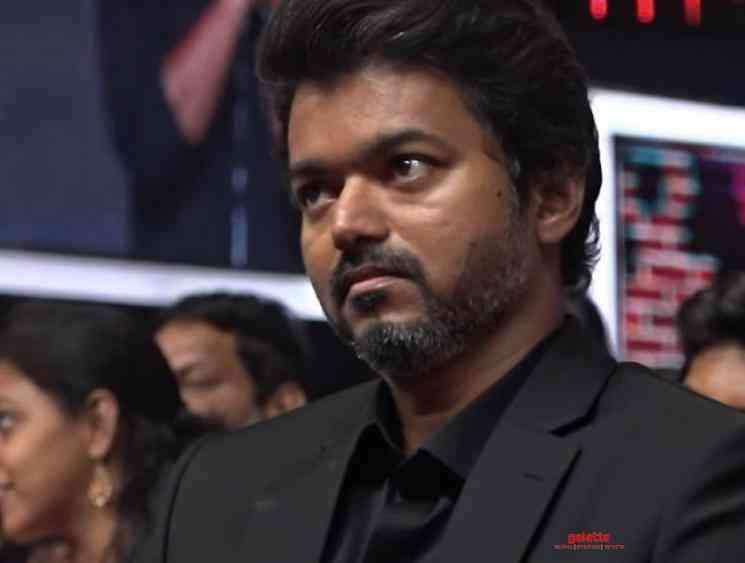 Sun TV releases 1st celeb speech from Master audio launch - Tamil Movie Cinema News