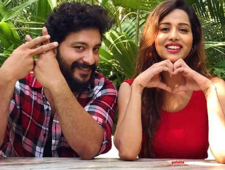 Raiza Wilson Walter Philips to pair Thanu production Love - Tamil Movie Cinema News