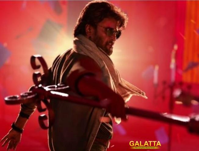 Rajinikanth Pettai Motion Poster Review Karthik Subbaraj Trisha
