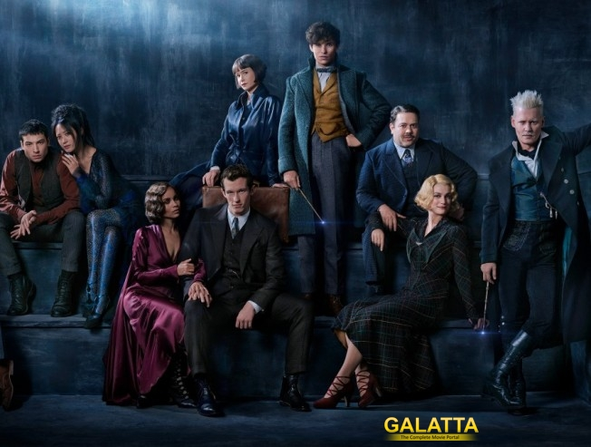Fantastic Beasts 2 New Promo