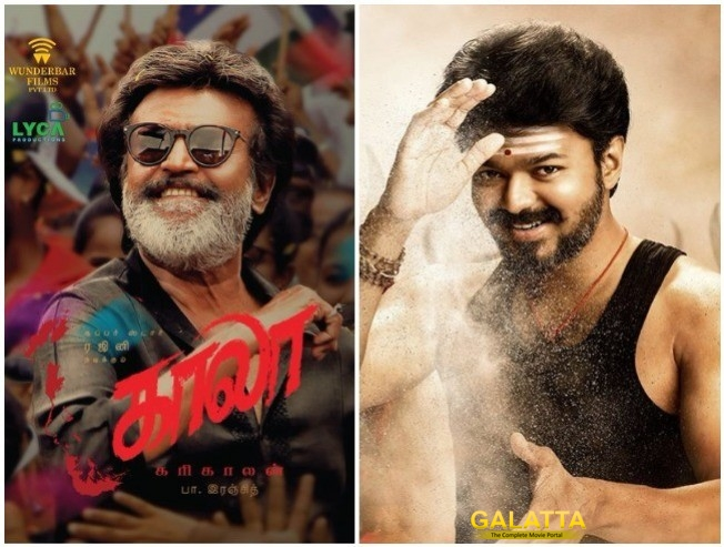 Kaala Becomes Second Tamil Film To Get Twitter Emoji After Mersal