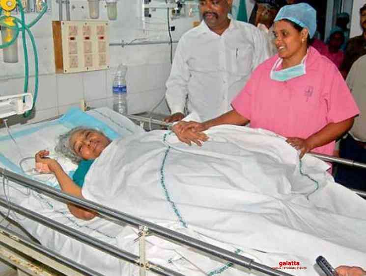 S Janaki undergoes a minor surgery she is not dead - Tamil Movie Cinema News