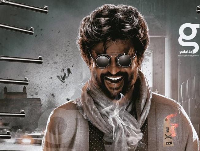 Rajinikanth AR Murugadoss Movie Titled Darbar First Look Released Celebrity Reactions