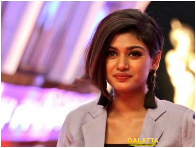 Oviya Begins Filming Her Portions In Kalavaani 2 With Vemal