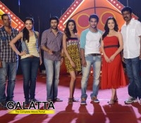 Gaalipatam team celebrates film success
