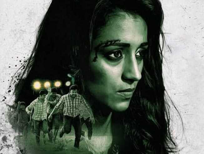 Trishas Garjanai movie director on the premise and her dedication - Tamil Movie Cinema News