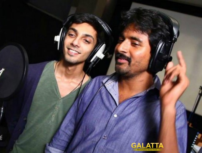 Anirudh does it again for Sivakarthikeyan!