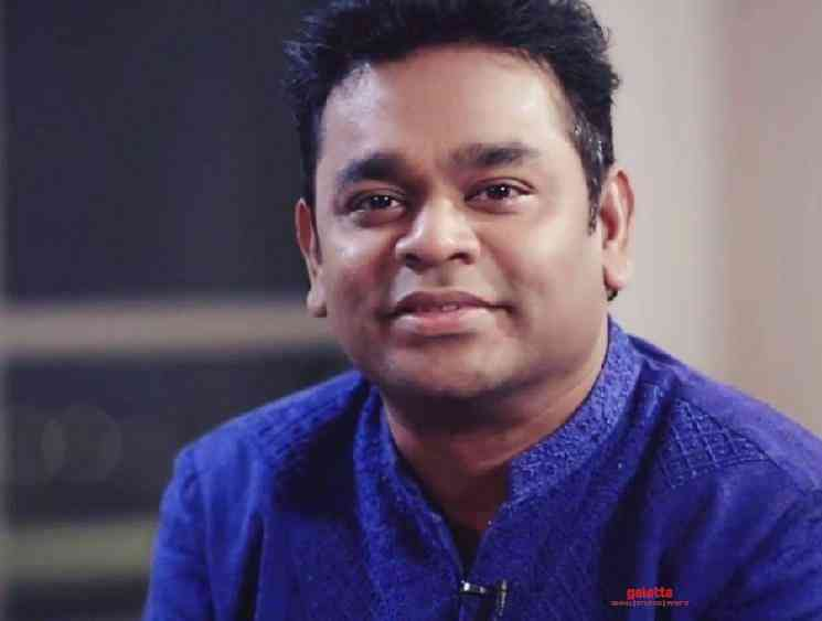 AR Rahman wishes everyone to have positive energy during Corona - Tamil Movie Cinema News