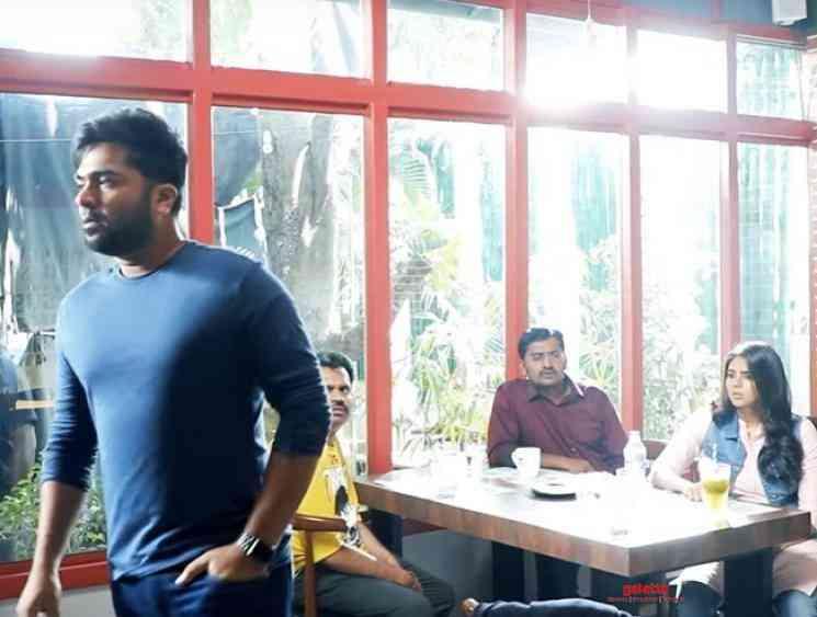 Simbu Maanaadu 1st shot video STR Yuvan - Tamil Movie Cinema News