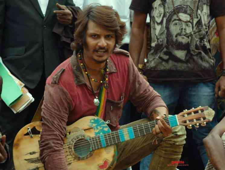Jiiva Gypsy Very Very Bad Video Song Deleted Video Song - Tamil Movie Cinema News