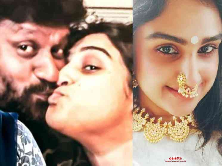 Peter Paul first wife condemns Vanitha posting kissing pictures - Tamil Movie Cinema News